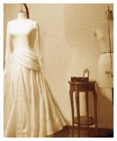 ケードレスの社交ダンスドレス イメージ
